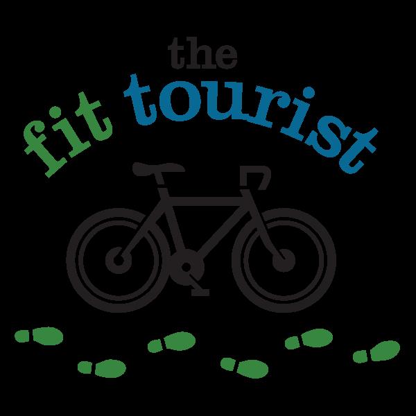 The Fit Tourist Logo